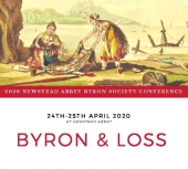 Call for Papers: Newstead Abbey Byron Conference 2020