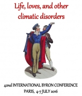 Call for Papers: 42nd International Byron Conference in Paris